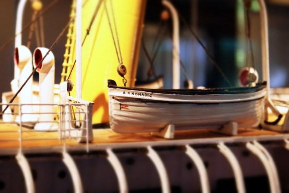 SS Nomadic Titanic Museum Belfast Northern Ireland © Lavender's Blue Stuart Blakley