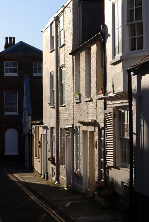 Townhouses Deal Town Kent © Lavender's Blue Stuart Blakley