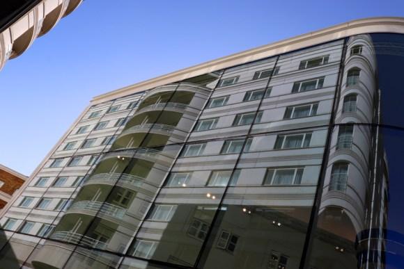 Chelsea Harbour Hotel and Design Centre © Lavender's Blue Stuart Blakley