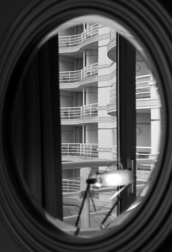 Chelsea Harbour Hotel Bedroom © Lavender's Blue Stuart Blakley