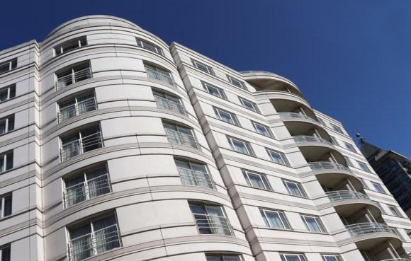 Chelsea Harbour Hotel London © Lavender's Blue Stuart Blakley