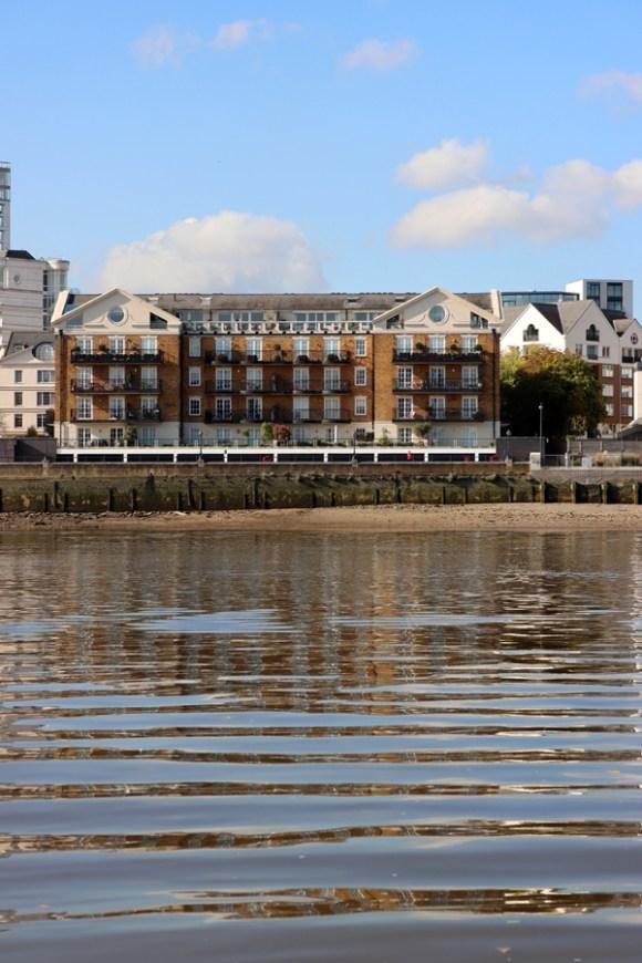 Chelsea Harbour River View © Lavender's Blue Stuart Blakley