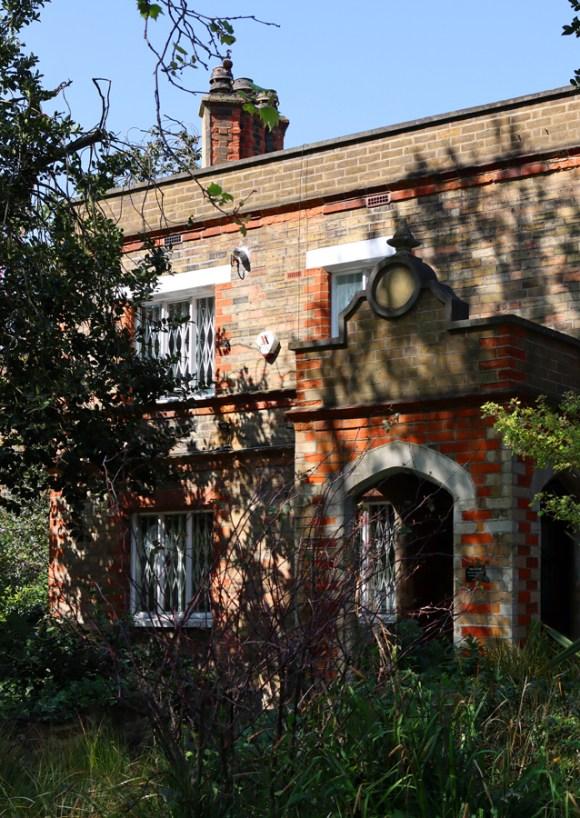 Prince Consort Lodge Kennington Park London © Lavender's Blue Stuart Blakley
