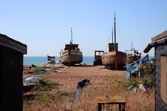 Beach Hastings East Sussex © Lavender's Blue Stuart Blakley