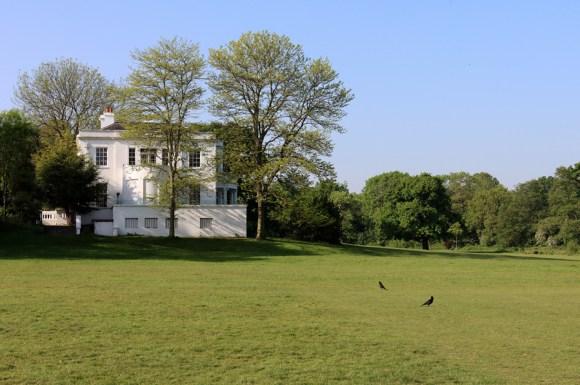 Belair House West Dulwich London Park © Lavender's Blue Stuart Blakley