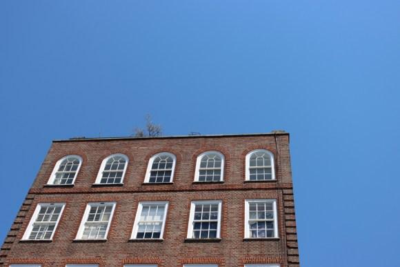 Chelsea London Townhouse © Lavender's Blue Stuart Blakley
