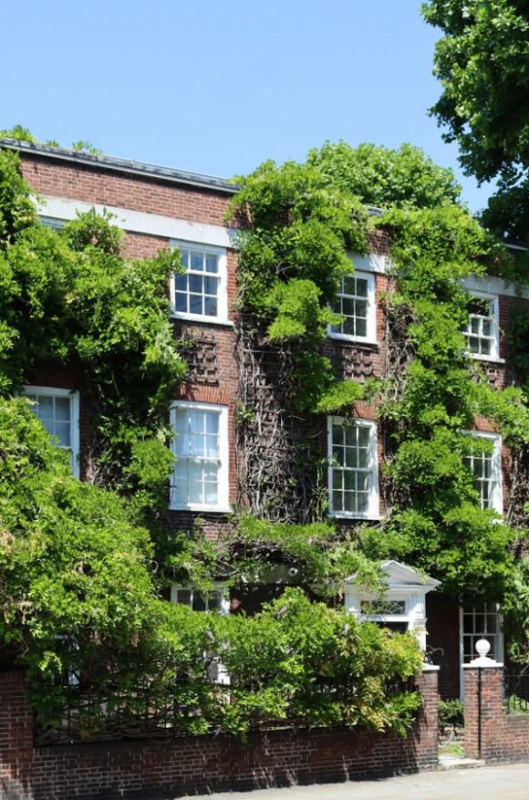 Hospital Road Chelsea London © Lavender's Blue Stuart Blakley