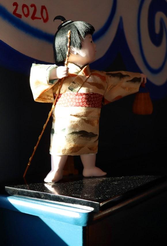Kibou Japanese Restaurant Doll Northcote Road London © Lavender's Blue Stuart Blakley