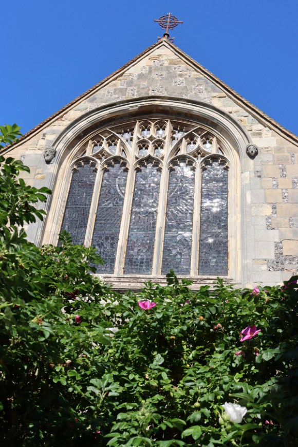 St Clement's Church Foyle's Country Hastings East Sussex © Lavender's Blue Stuart Blakley