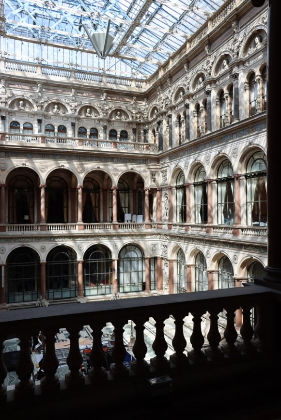 Durbar Court The Foreign and Commonwealth Office London © Lavender's Blue Stuart Blakley