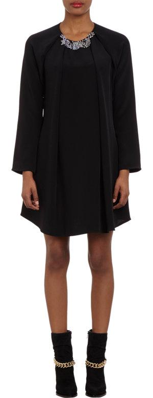 3.1 PHILLIP LIM Beaded A-Line Dress $696 now $279