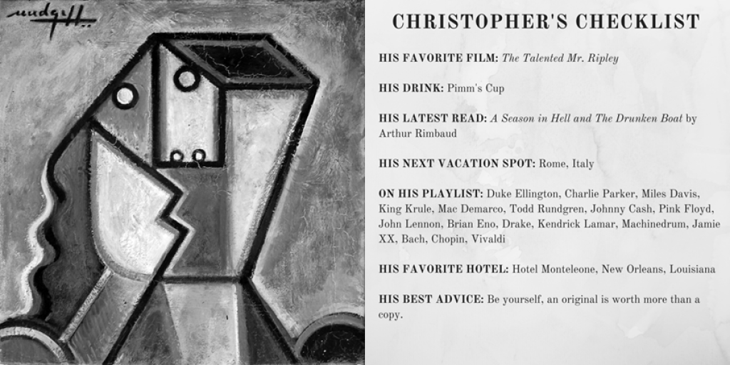 Artist Interview: Christopher Mudgett, The Live Box Magazine