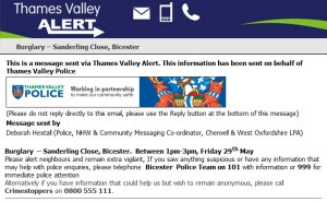 Thames Valley Alert (Jun'15)