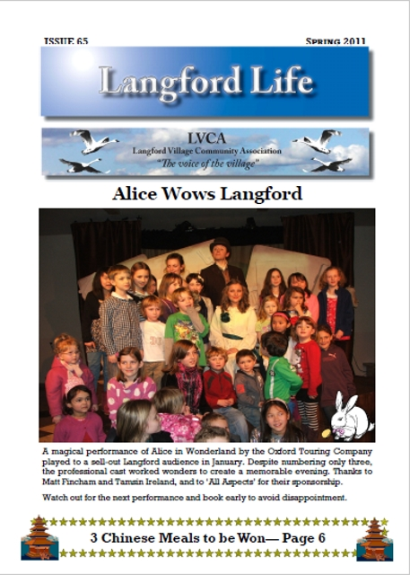 Langford Life Issue 65 - Spring 2011