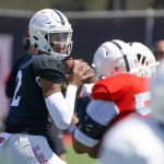 Arroyo rolling with Doug Brumfield as starting QB against ASU