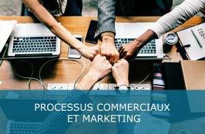 Améliorer ses processus commerciaux et marketing