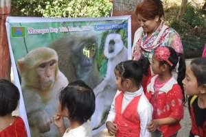 2016 Nepal Macaque Day_copyright LVDI International