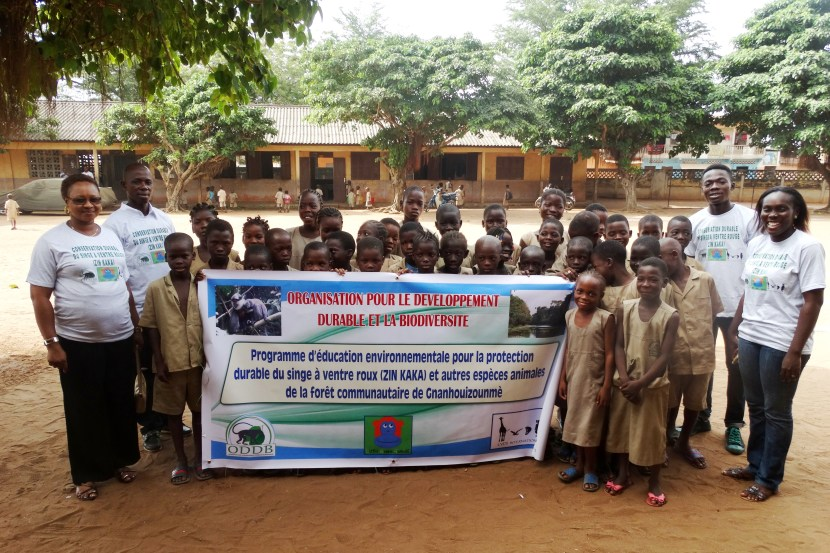 Little Green Guards Benin_credit ODDB