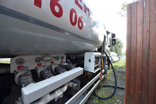 faire livrer de fuel domestique