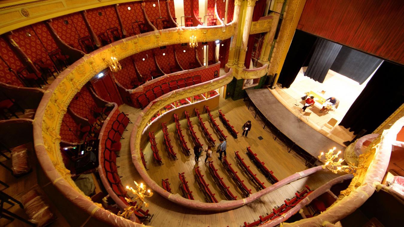 le theatre a l italienne d autres visites possibles