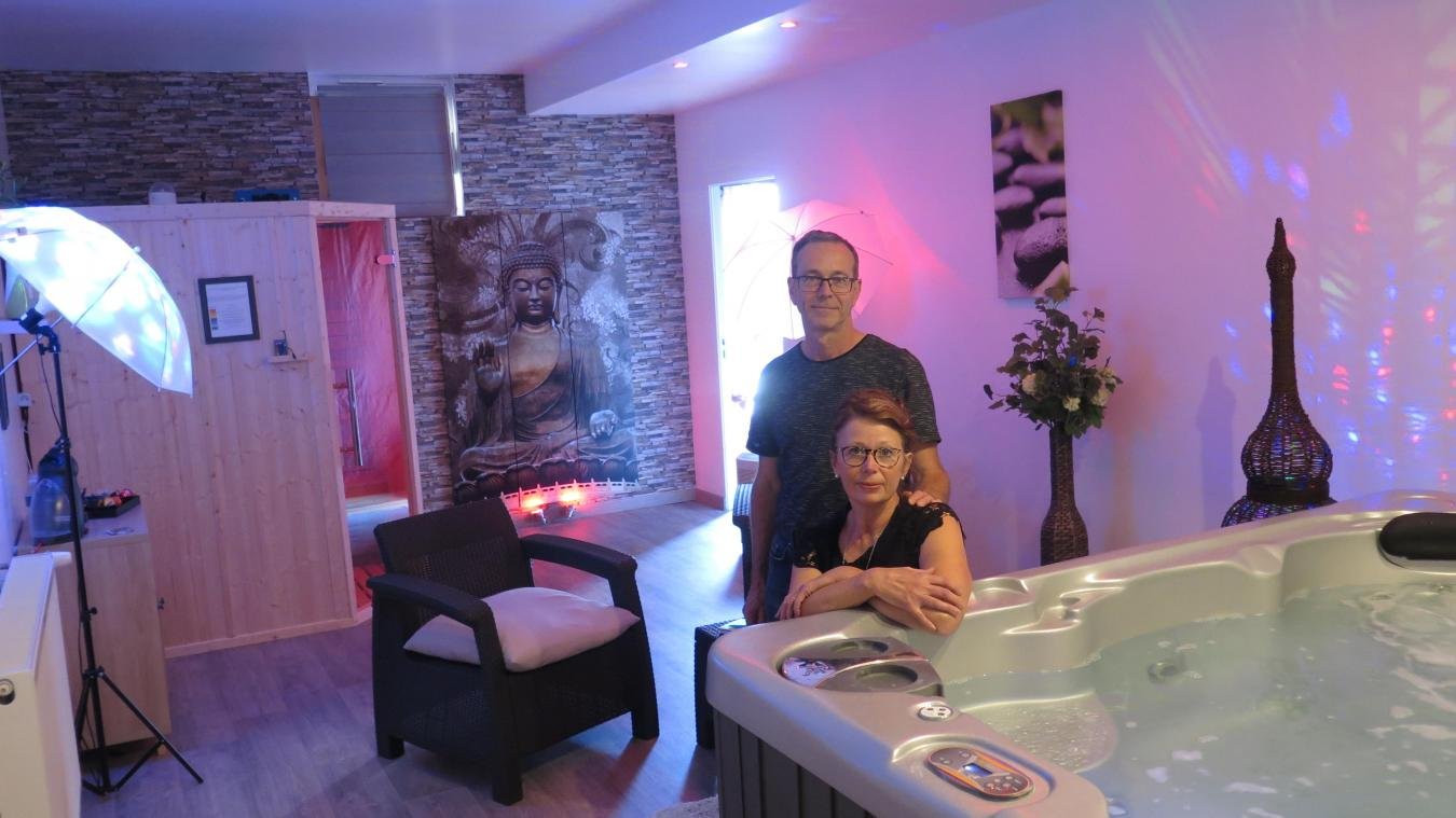 Bethonsart Les Anciennes Ecuries Du Village Transformees En Spa Privatif Avec Sauna