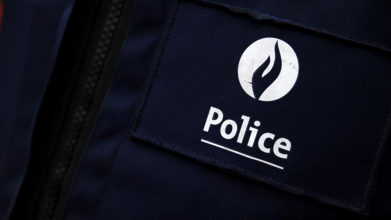 Les syndicats de police belges ont déposé un préavis de grève pour jeudi et vendredi. PHOTO THOMAS LO PRESTI - LA VOIX DU NORD -