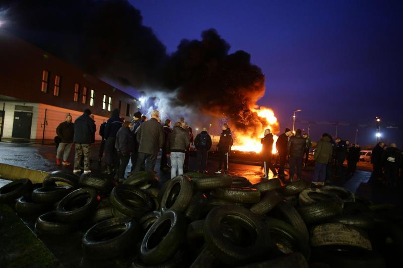 En janvier, le mouvement des surveillants de Vendin-le-Vieil s'était étendu à l'ensemble des prisons françaises. PHOTO LUDOVIC MAILLARD