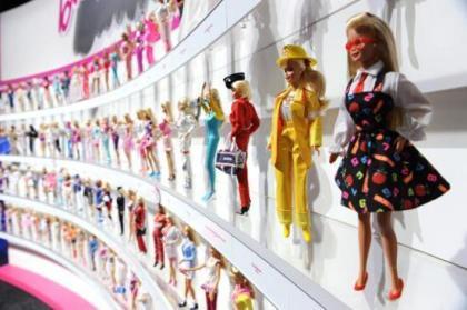 Toys gain their corridor of fame too!