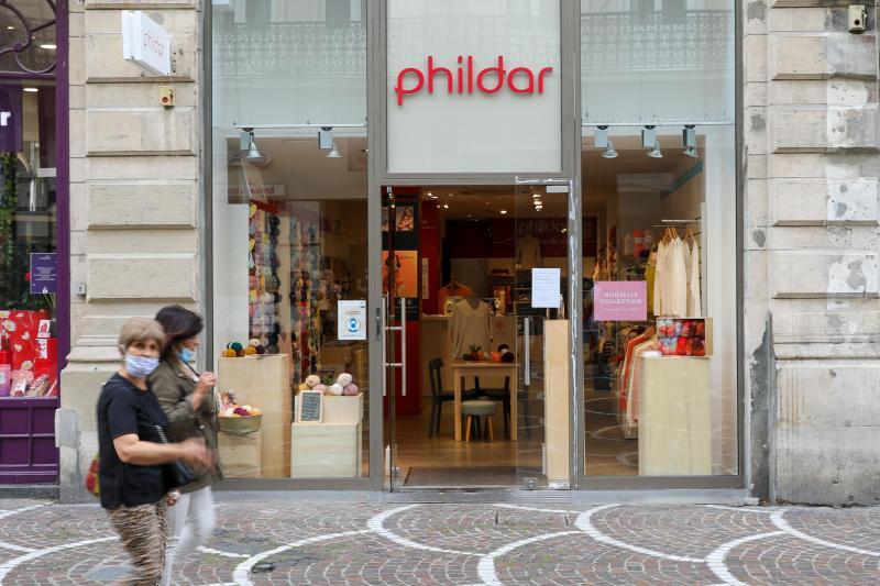 neuville en ferrain mondial tissus assure sauver le plus d emplois de phildar