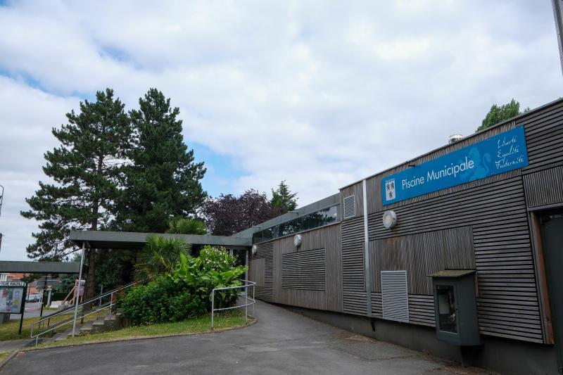 La Piscine Municipale De Roncq Deja Ouverte Apres Le Feu Vert Au Retour Des Scolaires