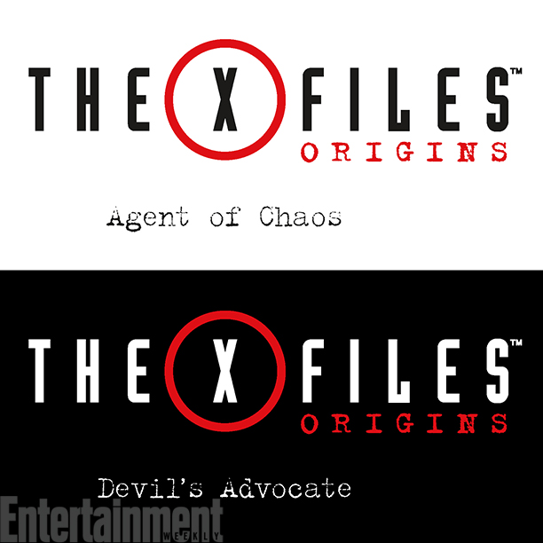Les romans X-Files Origins sont disponibles