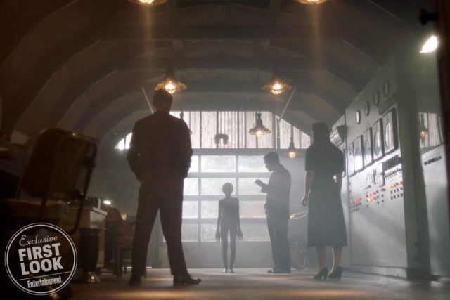"""x-files - X-Files : """"Les shippers ont été entendus"""" selon Chris Carter (+ infos et photos sur la saison 11) xfiles saison 11 photos"""