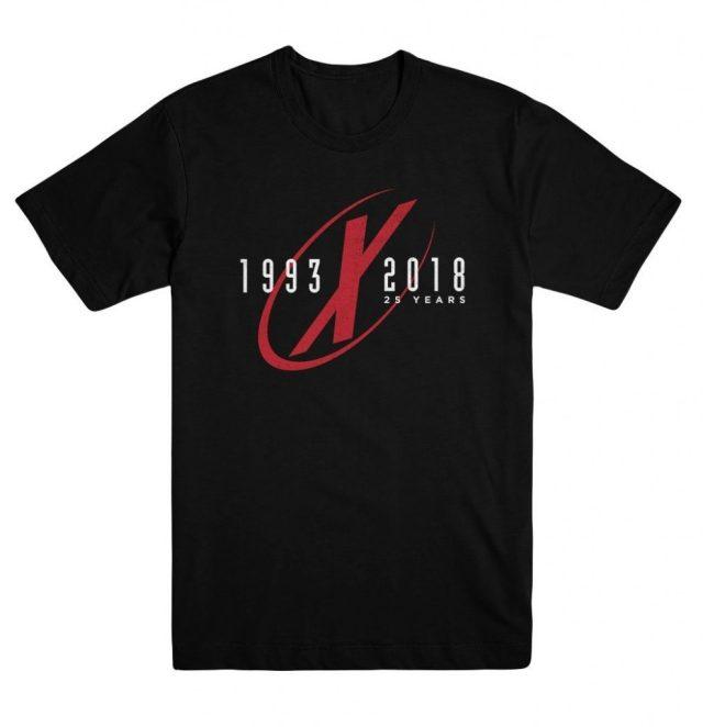 barbie - Des nouvelles Barbie pour les 25 ans de The X-Files T shirt 25 ans