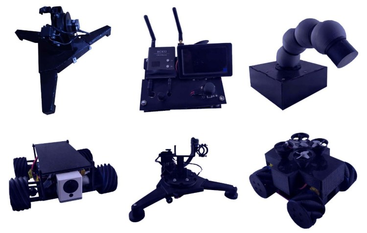 Fulltime_robotics - студія розробки �<br/>ардварни�<br/> продуктів