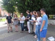Співаємо пісні хвали і поклоніння