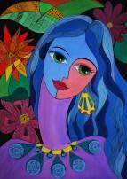 """рина Руда 15р. """"Дівокраса – синя коса"""" Новий Розділ"""