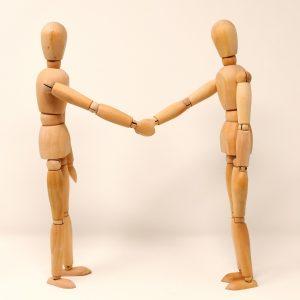 holding hands - pixabay.com