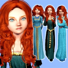 Merida For Margeh75 By Kansine The Exchange Community