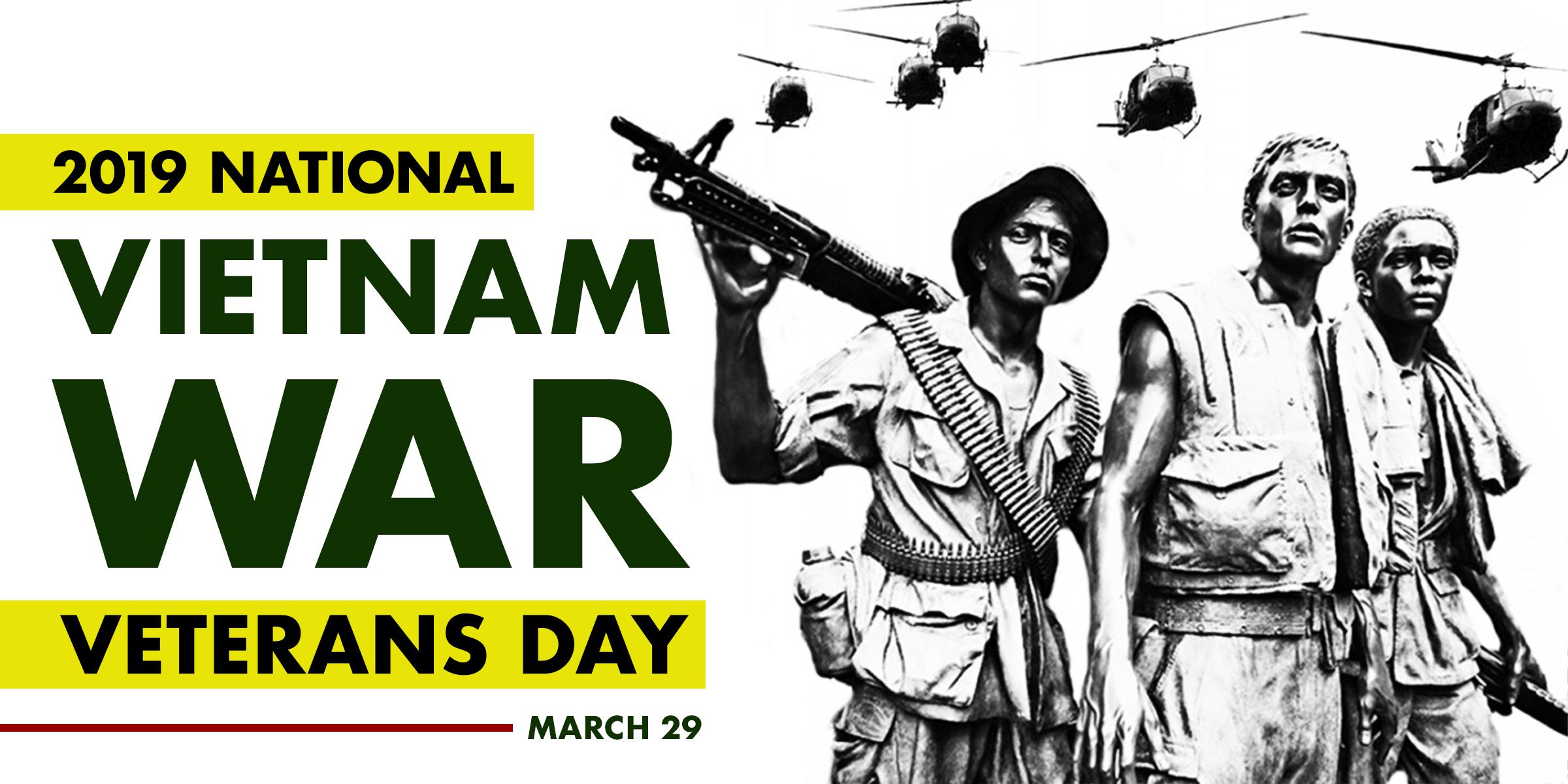 Lvmac Tidbit National Vietnam War Veterans Day