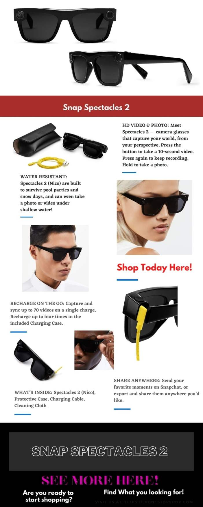 Snap Spectacles 2 review