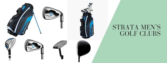 STRATA Men's Golf Clubs review