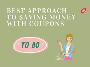 How to get coupons