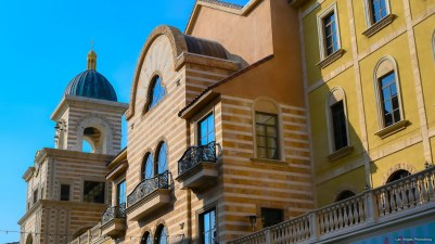 Nice architecture and colors