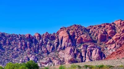 Calico Basin geology