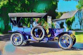 antique-car