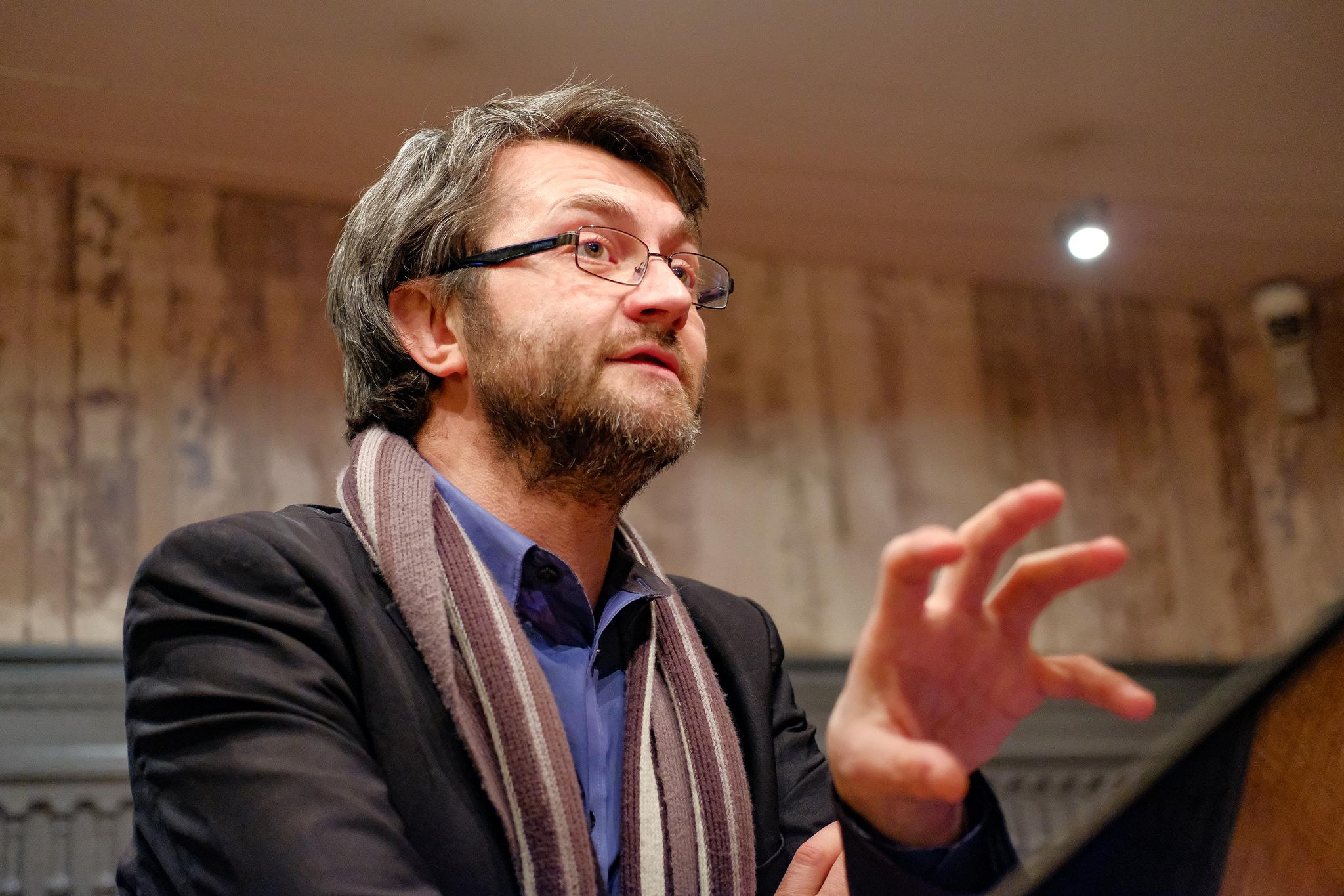 «La puissance étatique est l'instrument pour limiter les crises» – entretien avec Dany Lang