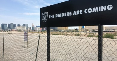 He Loves Las Vegas and Raiders, But Laments NFL Team Leaving Oakland for Sin City