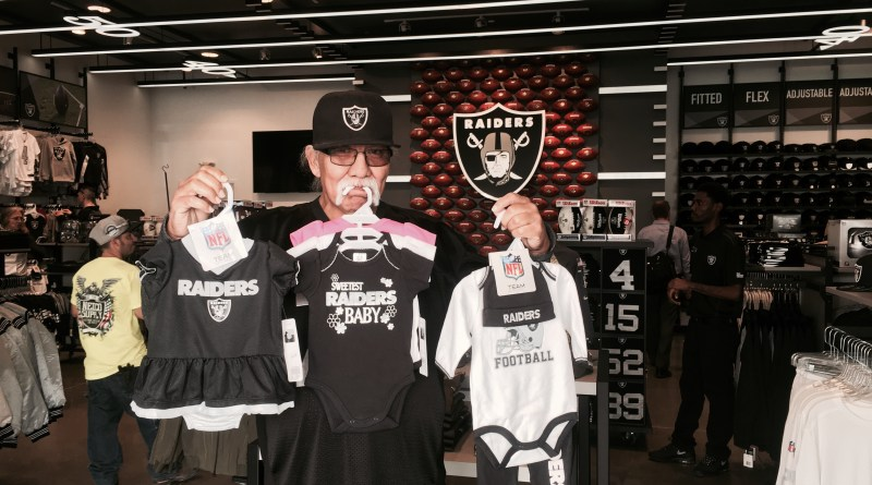 Raiders Open New Team Store In Las Vegas And Surprise