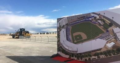 A 51s Ballpark Grows In Summerlin; Howard Hughes Breaks Ground Thanks To LVCVA's $80 Million Deal