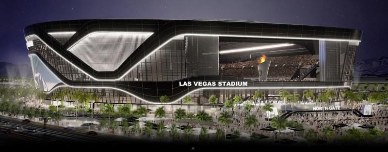 Raiders Pick Aeg Facilities To Run Las Vegas Stadium Aeg Was